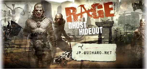 Rage - Repaire des Spectres - Ghost WideOut