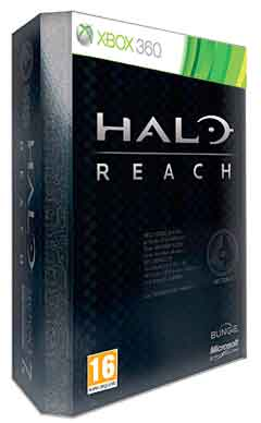 Halo Reach - limited edition