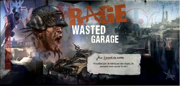 Rage - Wasted garage