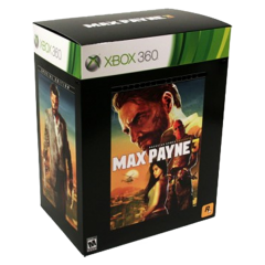 Max Payne 3 édition collector