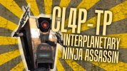 Borderlands - Ninja Clap-Trap