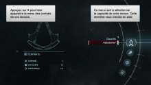 Assassin's Creed III pour les nuls - le menu des assassins via la touche LT {JPEG}