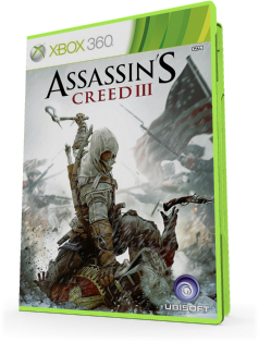 Assassin's Creed III xBox